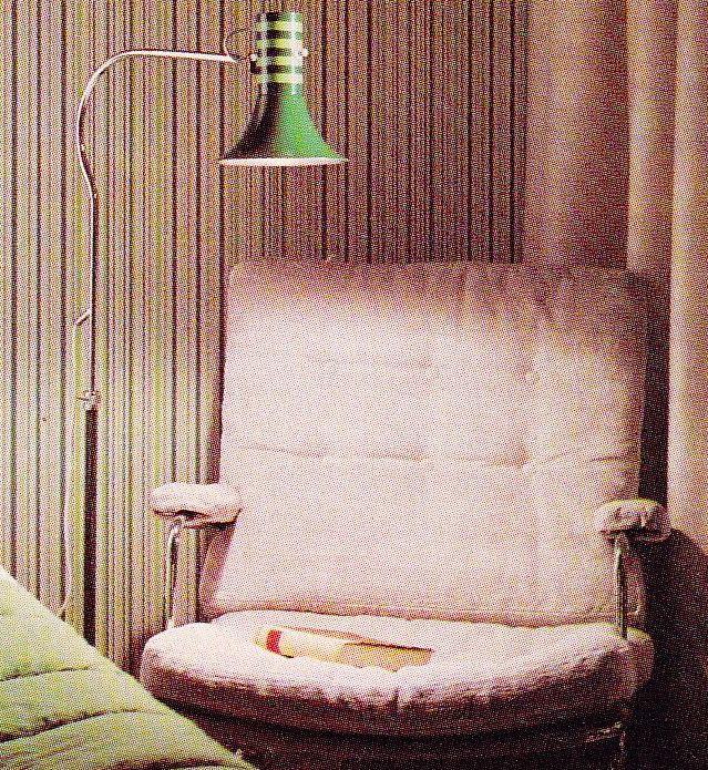 Golvlampor från 1972